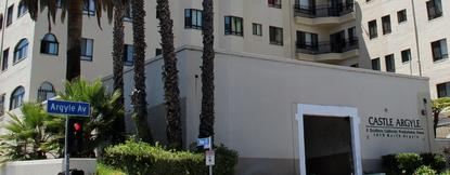 Image of Castle Argyle Apartments in Los Angeles, California