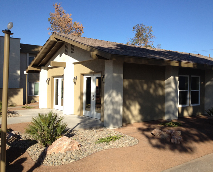 Image of Silsby Gardens Apartments in Blythe, California