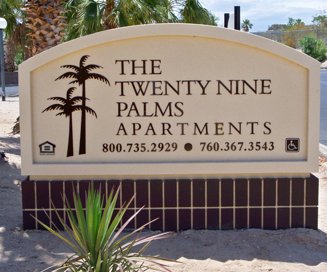 Image of Twentynine Palms Apartments in Twentynine Palms, California