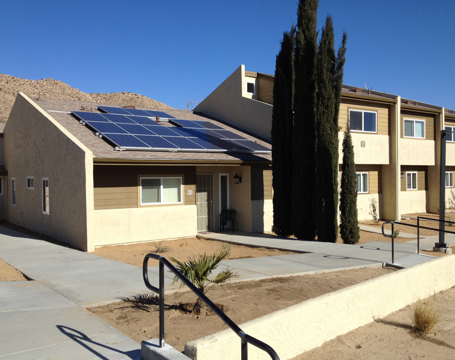 Image of Sunwest Villas in Yucca Valley, California