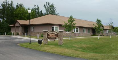 Image of Albert Skinner Villa in Balsam Lake, Wisconsin