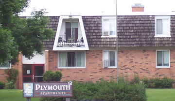 Image of Plymouth Apartments in Milwaukee, Wisconsin