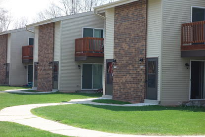 Image of Ridge Court Apartments in Sheboygan, Wisconsin