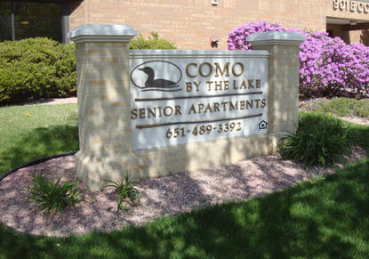 Image of Como by the Lake in Saint Paul, Minnesota