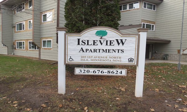 Image of Isle View Apartments in Isle, Minnesota