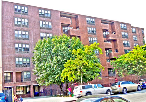 Image of Cabs Elderly Housing