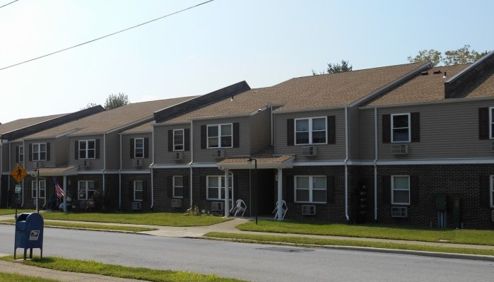 Image of Poughkeepsie Village Senior Apartments in Poughkeepsie, New York