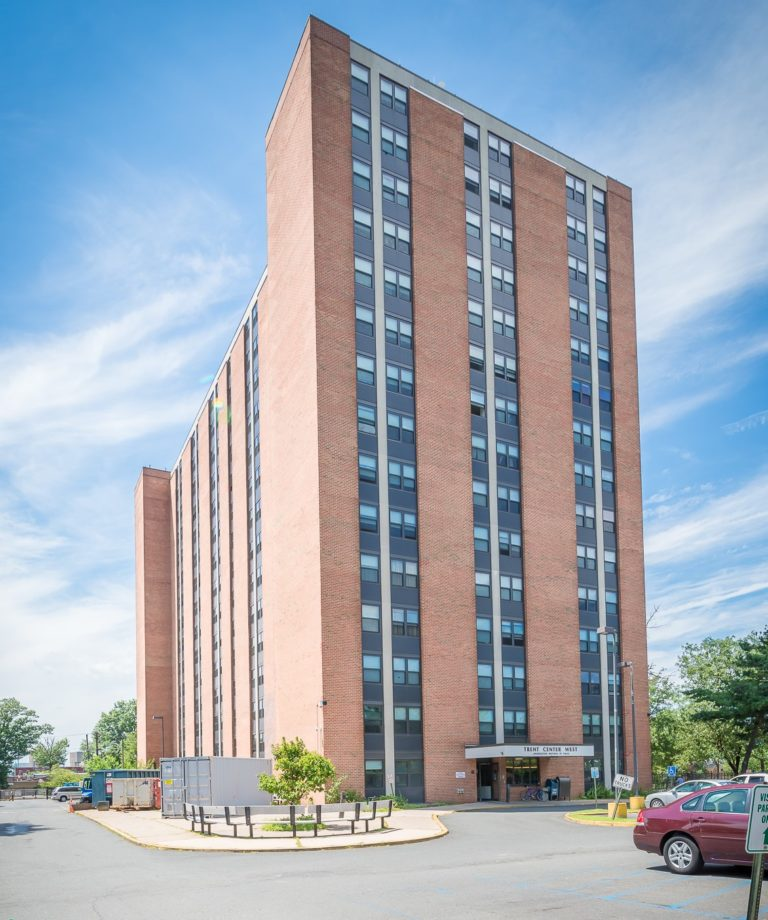 Image of Trent Center West in Trenton, New Jersey