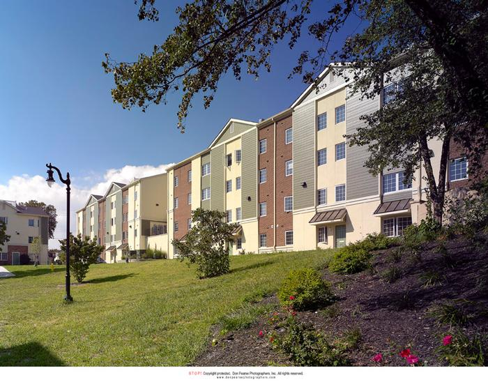 Image of Clayton Courts in Wilmington, Delaware