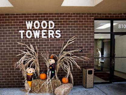 Image of Wood Towers
