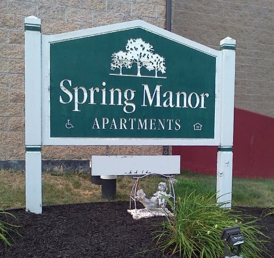 Image of Spring Manor Apartments in Hollidaysburg, Pennsylvania