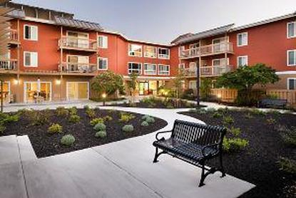 Image of Eden Lodge Apartments in San Leandro, California