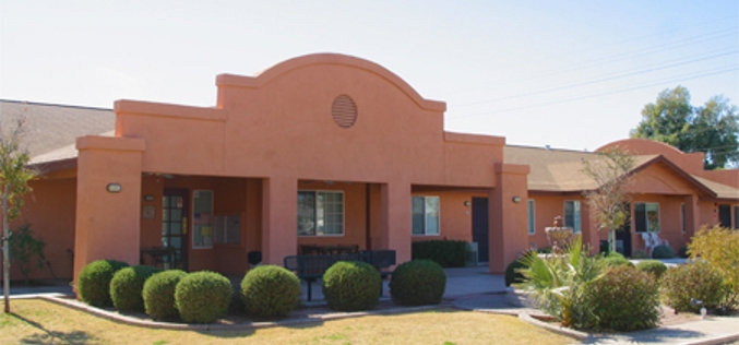 Image of Guadalupe Senior Village in Guadalupe, Arizona