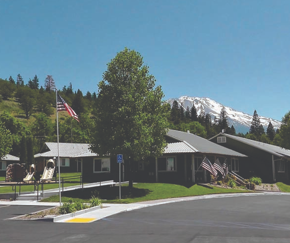 Image of Boles Creek Apartments in Weed, California