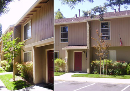 Image of Aster Park Apartments in Sunnyvale, California