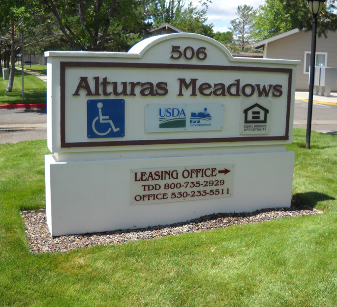 Image of Alturas Meadows Apartments in Alturas, California
