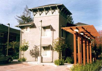 Image of Page Mill Court in Palo Alto, California