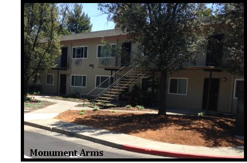 Image of Monument Arms in Fairfield, California