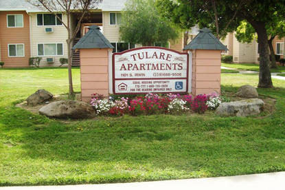 Image of Tulare Apartments in Tulare, California