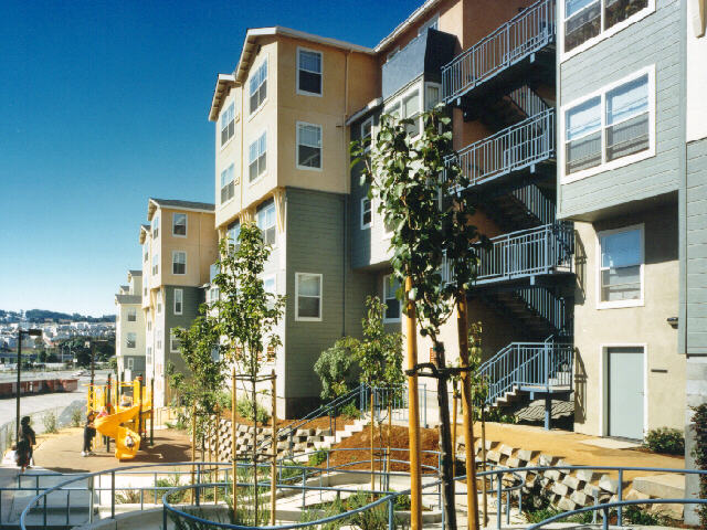Image of Market Heights Apartments in San Francisco, California