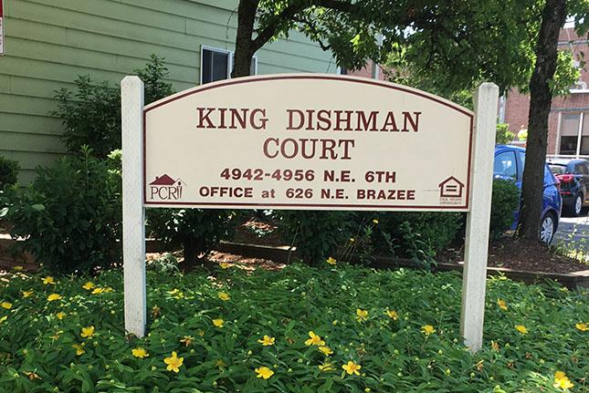 Image of King Dishman in Portland, Oregon