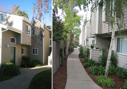 Image of Redwood Court in Redwood City, California