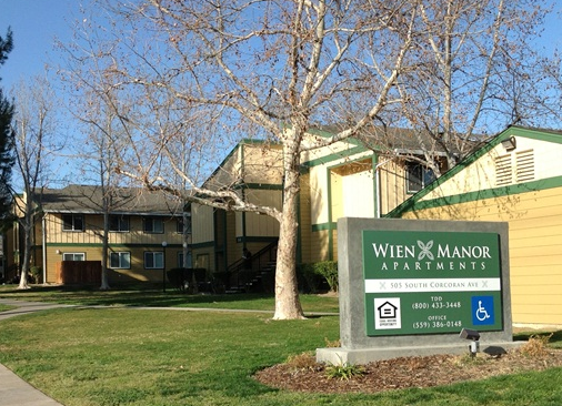 Image of Wien Manor Apartments in Avenal, California