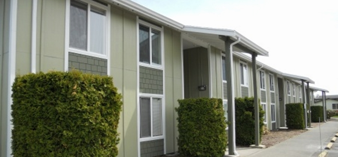 Image of Boundary Village in Blaine, Washington