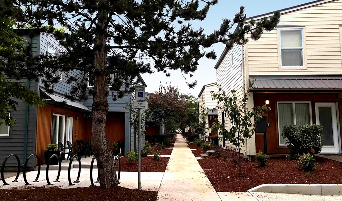 Image of Plaza Townhomes