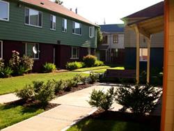 Image of Park Terrace Apartments in Portland, Oregon