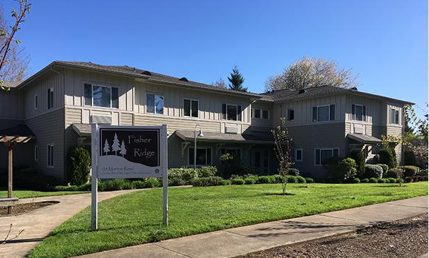Image of Fisher Ridge Apartments in Oregon City, Oregon