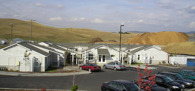 Image of Independence Hill in Moscow, Idaho