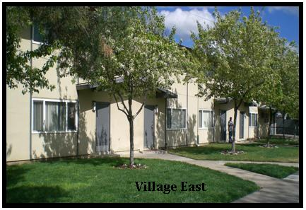 Image of Village East Apartments in Stockton, California