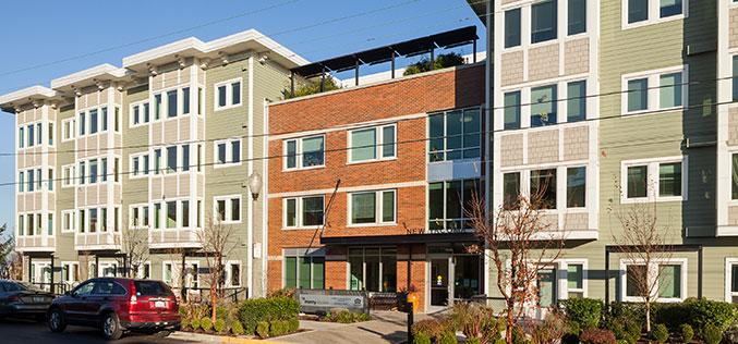 Image of New Tacoma Senior Apartments