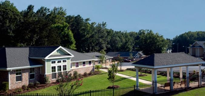 Image of Magnolia Village in Americus, Georgia