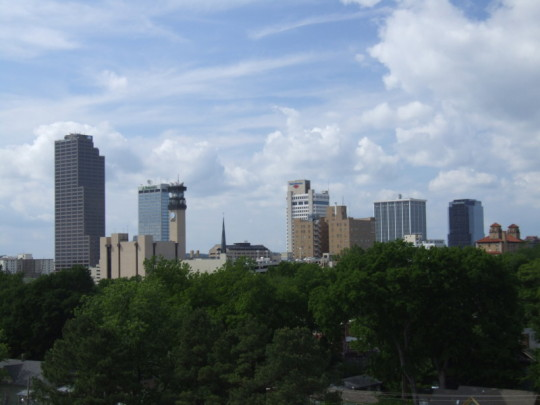 Image of Parkview Towers in Little Rock, Arkansas
