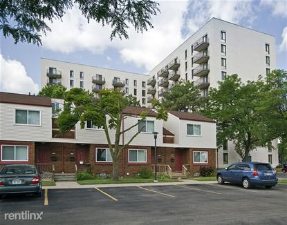 Image of Viewpointe Village Apartments & Townhomes in Detroit, Michigan