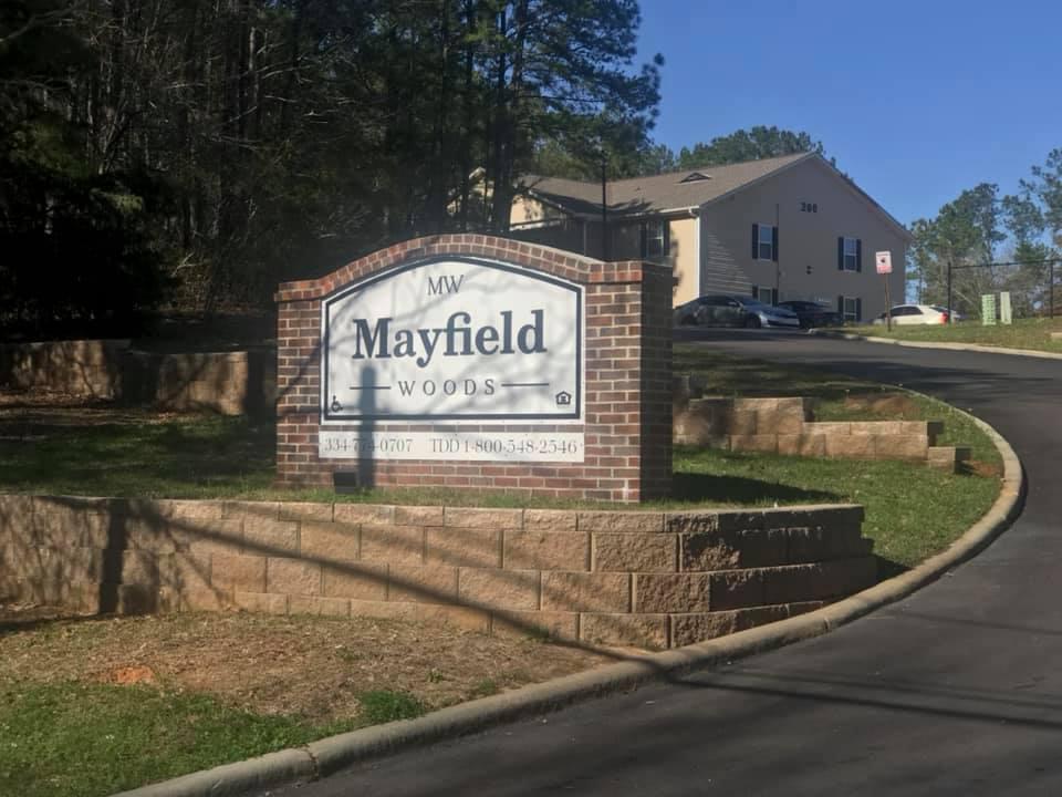 Image of Mayfield Woods in Ozark, Alabama