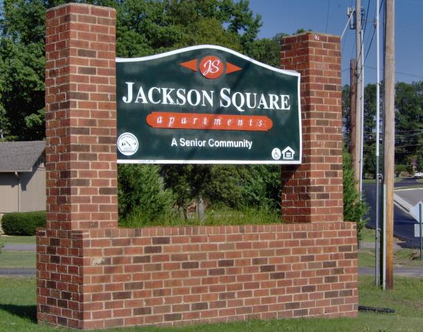 Image of Jackson Square Apartments in Rainsville, Alabama