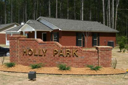 Image of Holly Park Estates in Gadsden, Alabama