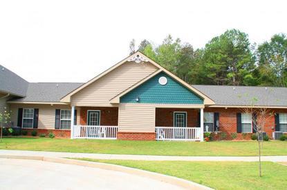 Image of Mill Run Apartments in Guntersville, Alabama