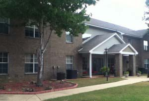 Image of Columbia Heights Apartments in Camden, Arkansas