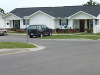 Image of East View Apartments in Green Forest, Arkansas