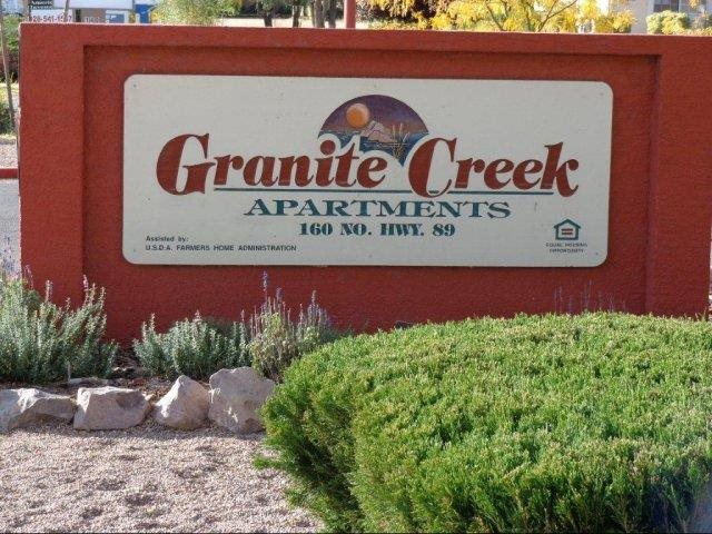 Image of Granite Creek Apartments in Chino Valley, Arizona