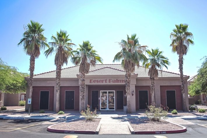 Image of Desert Palms Apartments in Mesa, Arizona