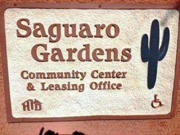 Image of Saguaro Gardens in Florence, Arizona