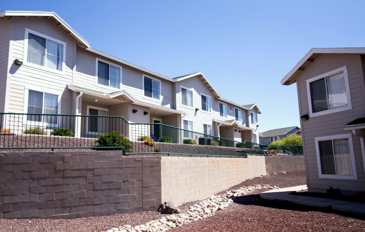 Image of Mountain Park Townhomes in Show Low, Arizona