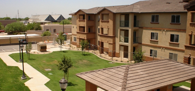 Image of Page Commons Apartments in Gilbert, Arizona