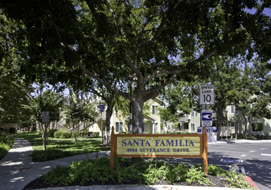 Image of Santa Familia in San Jose, California