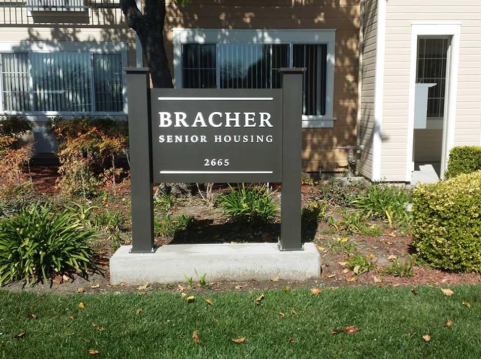 Image of Bracher Senior Housing in Santa Clara, California